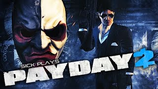 PAYDAY 2 Scarface Mansion Gameplay (playing with viewers)