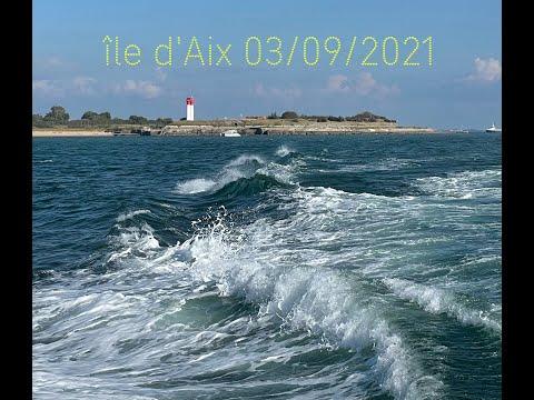 Journée d'intégration des CPGE sur l'île d'Aix - 03/09/2021