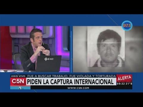 C5N - Policiales: Piden la captura internacional del violador de Villa Trujuy