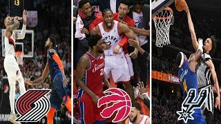 The BEST PLAY From EVERY NBA TEAM! (2019 PLAYOFFS)