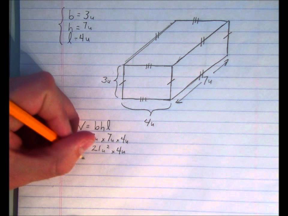 Area length volume lessons tes teach 3d measurement surface area and volume of rectangular prisms ccuart Images