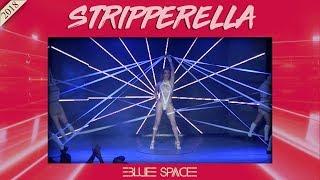 Blue Space Oficial - Stripperella e Ballet - 10.06.18