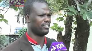 Kisumu Man's English Language