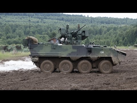 Bahna 2015 - Czech Military Show - Best of