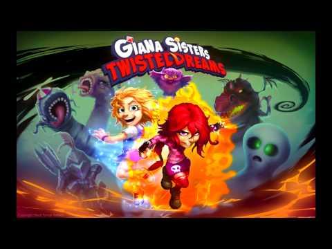 Giana Sisters: Twisted Dreams OST - Score Loop / Chris Huelsbeck & Fabian Del Priore