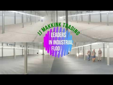 Industrial flooring south africa