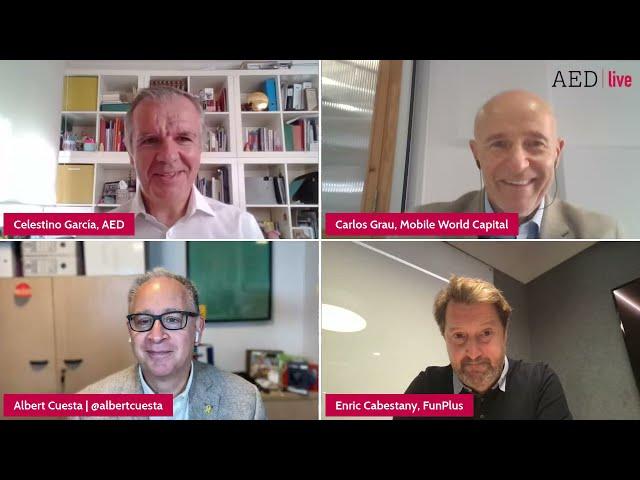 Debate Online_ MWC 21: novedades tecnológicas para la transformación empresarial