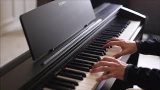Yann Tiersen - Comptine d'un autre été - Casio Privia PX-870