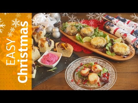 Simple Christmas Starters   Sainsbury's