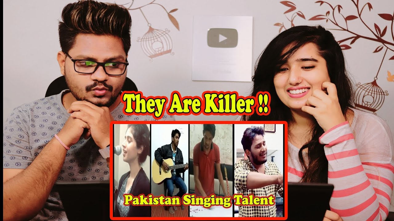 Indian Reaction On Best New Singer In Pakistan ¦ New Talent In Pakistan ¦ New Viral Song Videos