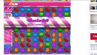 Candy Crush 665 No Boosters 3 stars Candy Crush Saga Level 665