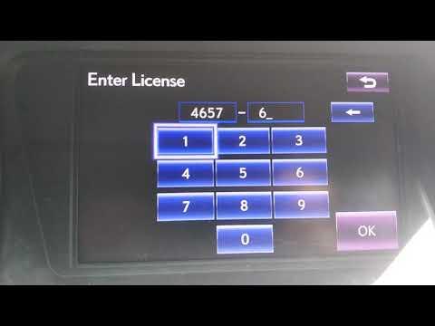Update US Lexus RX 2014 Gen7