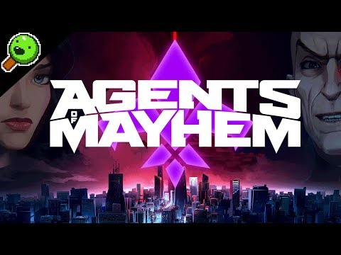 This is Agents of Mayhem