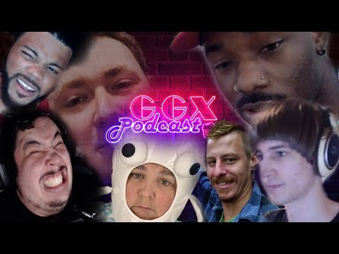 GGX Talkshow #9 (xQc, Trihex, Alec Ludford, Andy Milonakis, Dankquan, Narwhal Dave, And More!)