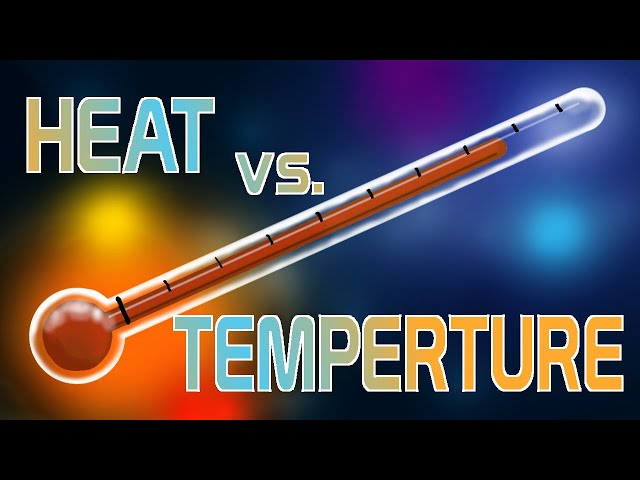 Neil deGrasse Tyson Explains Heat vs. Temperature