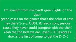 Brysi-PS3 vs. Xbox 360 Rap Battle(Lyrics)