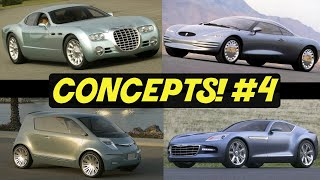 5 Awesome Chrysler Concept Cars That We Forgot About! // PART 1