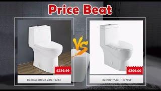Price Beat:Toilet
