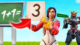 ONE WRONG Antwort = LOSE! (Fortnite Quiz)