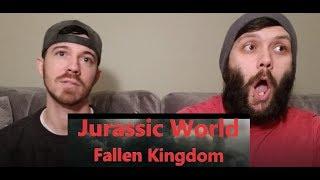 Jurassic World: Fallen Kingdom Trailer Reaction