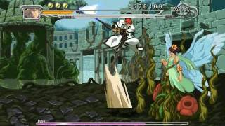 Guilty Gear Judgment - Stage 2 boss
