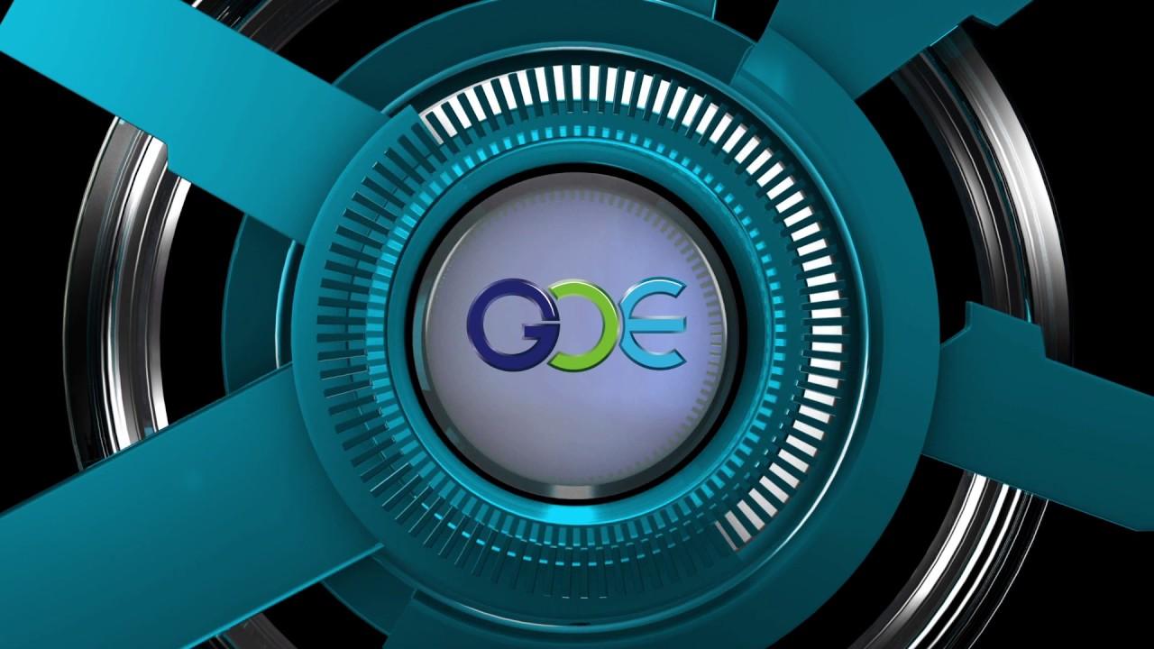 GOE 25 kw Stirling Engine Dish Solar Power Generation