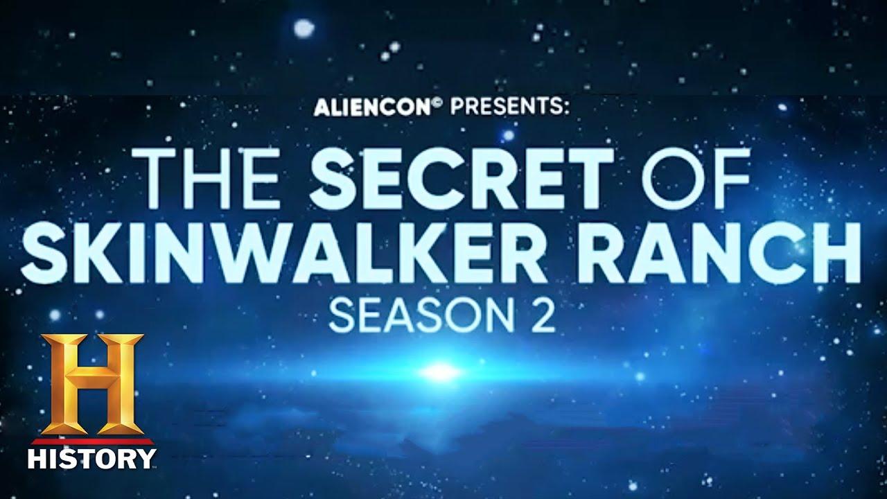 Download The Secret of Skinwalker Ranch Season 2 👽 AlienCon Live Stream | History