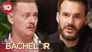 Bec's Brother is Not convinced This Isn't Just a Game for Locky | The Bachelor @Bachelor Nation 