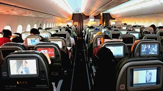 Kenya Airways Flight Experience: KQ311 Dubai to Nairobi