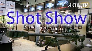 Shot Show 2014 • Las Vegas • Messe Notizen • AKTIV Messebau & Filmproduktion