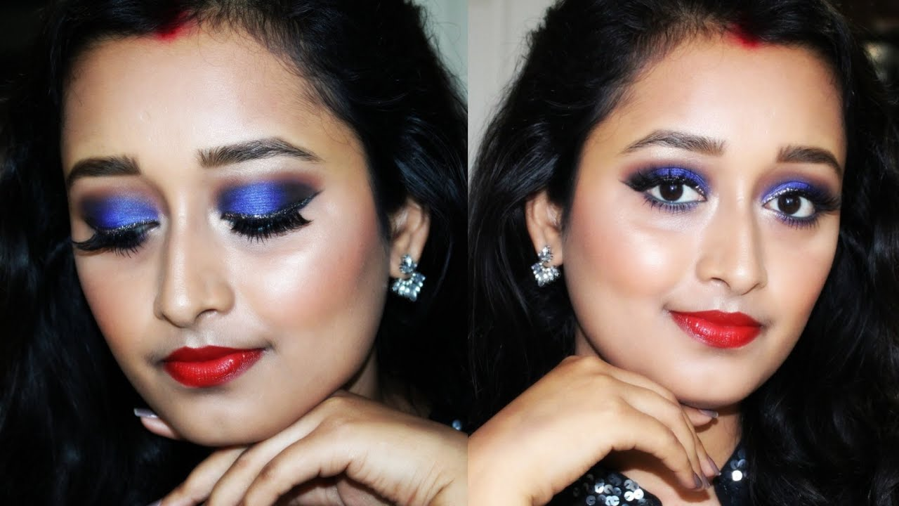 New Years Eve Party Makeup Look