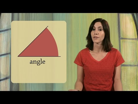 Introduction to angles using degrees  (Geometry)