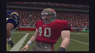 MADDEN 2003 RAMS VS BUCS:: WHY I DIDNT GET THIS GAME