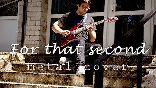 Baixar Rob Scallon - For That Second | Metal cover