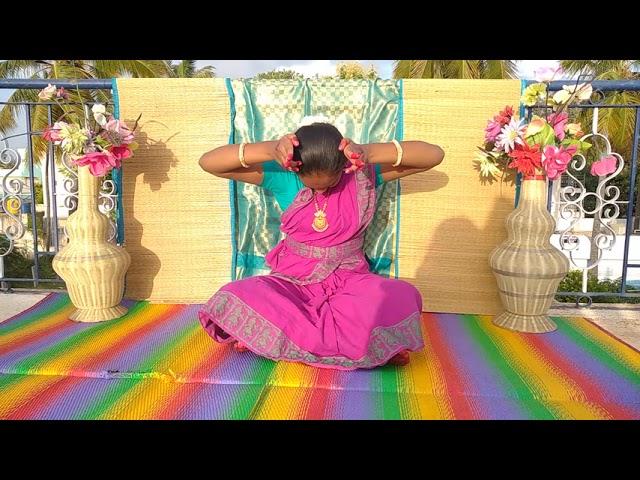 Ardha Pataka Hasta Viniyoga | Level 3