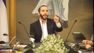 Conferencia de Prensa del Presidente Nayib Bukele | Lanzamiento del Plan Despegue Económico