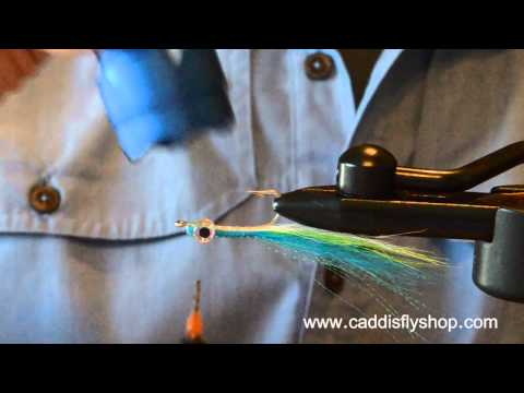Saltwater Fly Tying Video: Rockfish Candy