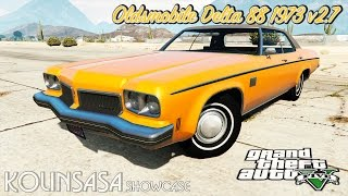 GTA 5 Oldsmobile Delta 88 1973 v2.7