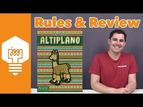 Altiplano Review - JonGetsGames