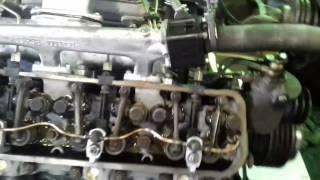 Обкатка двигателя ЯМЗ 238 НД-5 после капитального ремонта