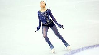 Kamila Valieva Junior Grand Prix Final Short Program