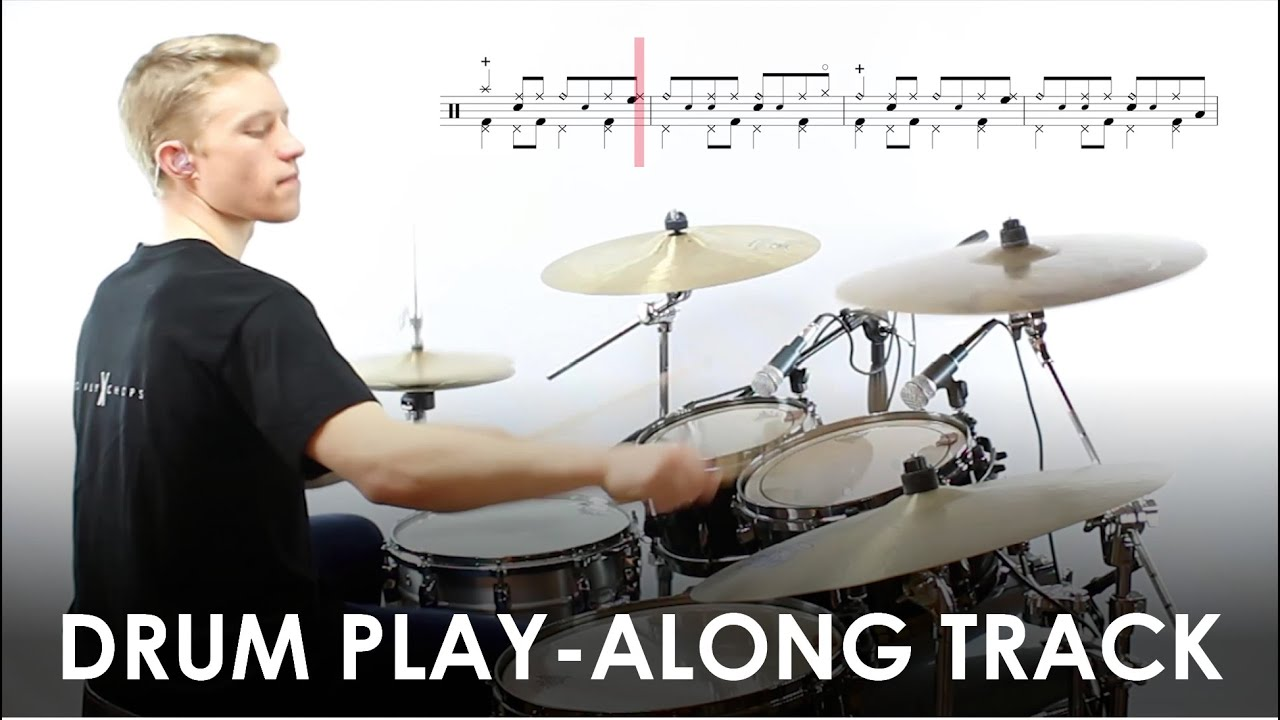 'Salsa for Three' – Free Latin Drum Play-along Track and Transcription