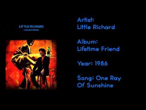 Little Richard - One Ray Of Sunshine HD