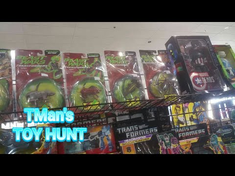 TMan's Not Another Retro TOY HUNT #117: TIMONIUM TOY SHOW SCAVENGING