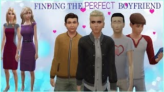 Sims4: Audrey and Jordan's Boyfriends! [6]