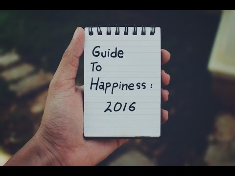 1 Minute Guide to Happiness: 2016