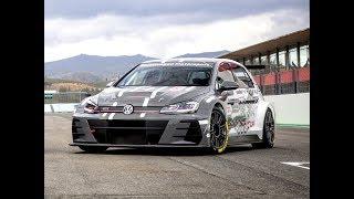 2019 VW Golf GTI TCR RACE CAR