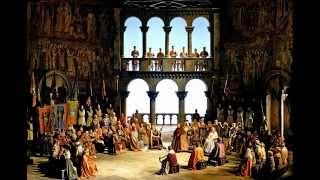 Wagner - Tannhäuser; Arrival of the guests at Wartburg
