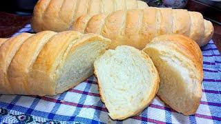 Лучше чем в Магазине Домашний Хлеб на дрожжах Очень Вкусный