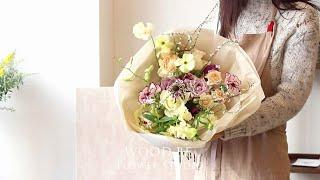 작은숲을그리다 ) Flower class, Handti…